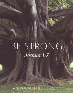 Be Strong Series