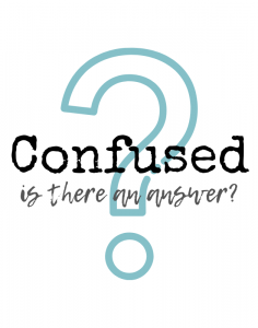 Confused? | Current Series