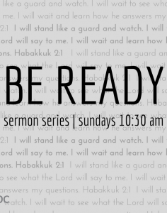 Be Ready Series