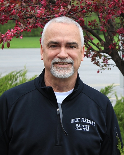 Pastor John Dunaway