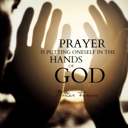release… and pray